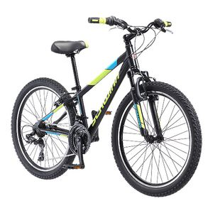 Schwinn Breaker 24 Junior Boy's Mountain Bike 2019 - Black with a green and blue design for Sale in Miami Beach, FL