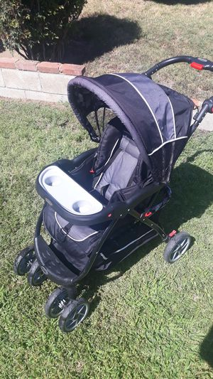 Baby Trend Stroller. Great condition, $15. for Sale in Ontario, CA