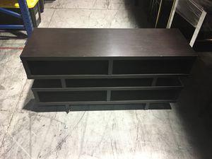 Espresso console table for Sale in Smyrna, GA