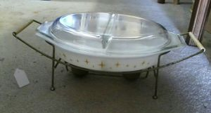 Pyrex divided dish for Sale in Kirkersville, OH