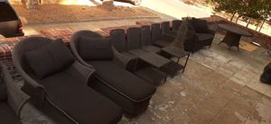 Luxury outdoor furniture set for Sale in Sacramento, CA