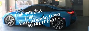 Tint & car alarms for Sale in Ontario, CA