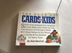 Card games for kids for Sale in Toms River, NJ