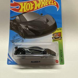 Mclauren P1 Hotwheels for Sale in Las Vegas, NV