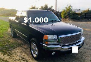 🙏🏼2006 GMC Sierra $1000 drives excellent for Sale in Anaheim, CA
