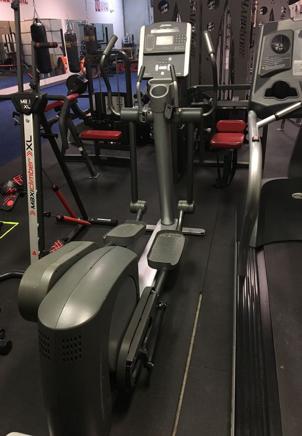 Elliptical from life Fitness