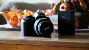 Nikon D3100 DSLR Camera w/ 8GB SD Card for Sale in South Setauket, NY