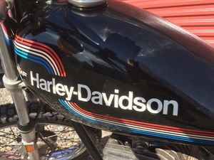 1976 Rare Collector Harley Davidson AMF SX175 for Sale in Cle Elum, WA