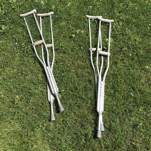 Adjustable Crutches for Sale in North Brunswick Township, NJ