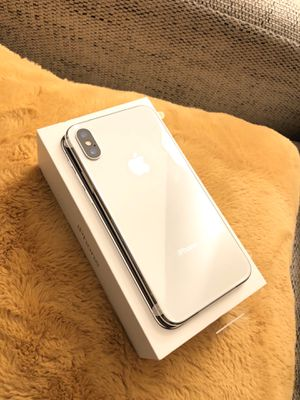 UNLOCKED - iPhone X - 256 GB - $575 OBO - needs to go by 11/18 for Sale in Pleasanton, CA