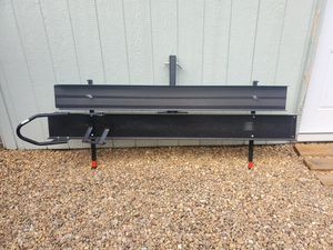 Motorcycle hitch rack for Sale in Denver, CO