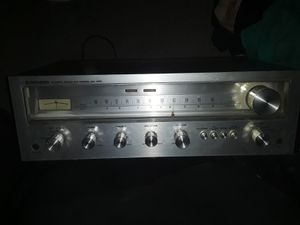 Vintage pioneer receiver for Sale in Chicago, IL
