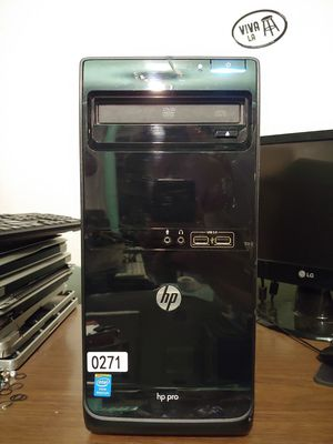 HP Pro 3500 MT Windows 10 Computer for Sale in Closter, NJ