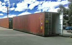 Crazy Deals on 40' HC Portable Containers for Sale in Salt Lake City, UT
