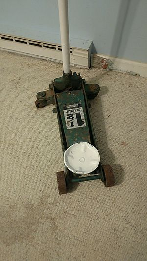 Garage jack made in USA for Sale in Sterling, VA