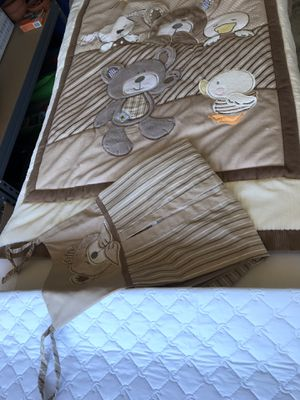 5-Piece Baby Bear Bedding for Sale in Virginia Beach, VA