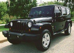 2007 Jeep Wrangler Unlimited Sahara Navigation for Sale in Birmingham, AL