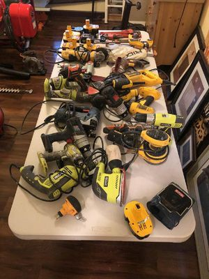 Garage full of tools, etc items priced separately, or make us an offer for all of it for Sale in Beverly Hills, FL