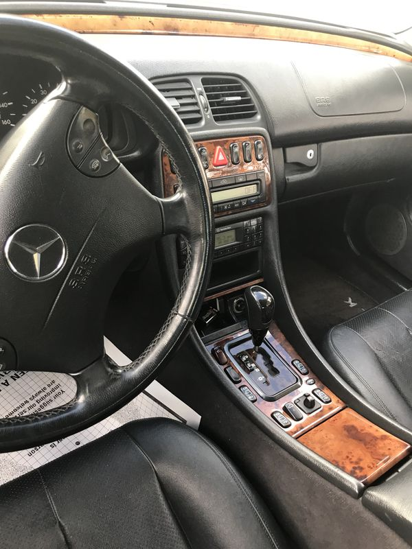 2003 Mercedes Clk 320 convertible run like new