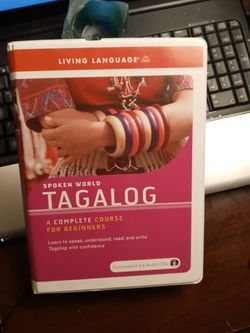 Tagalog Spoken World Living Language for Sale in Philadelphia,  PA