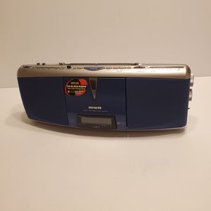 AIWA CZ-1 Compact Disc Stereo Radio Receiver CD Player. Very rare. New, with original box for Sale in San Jose, CA