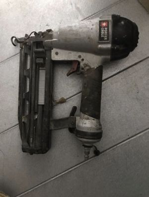 Nail gun negotiable for Sale in Queens, NY
