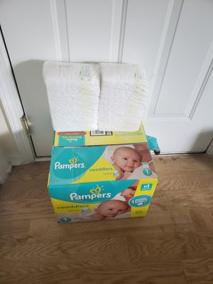 Pampers for Sale in Kennesaw, GA