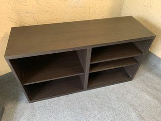 Small Brown Wood Storage - See My Other Items :-) for Sale in Fort Lauderdale, FL