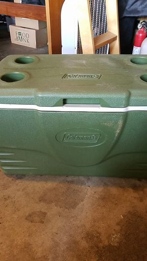 Coleman cooler for Sale in Whittier, CA