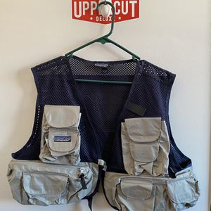 Vintage patagonia Fly Fishing Vest for Sale in Fontana, CA