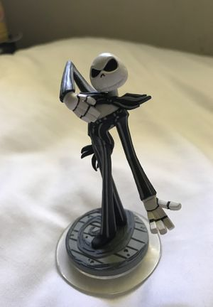Jack Skellington Disney Infinity Figure for Sale in Annandale, VA