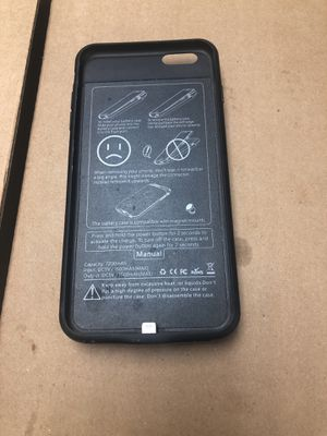 rechargeable batteries iphone 6s plus for Sale in Silver Spring, MD
