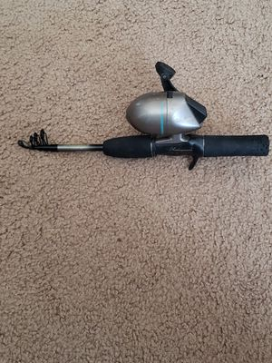 Collapsable fishing pole for Sale in Avondale, AZ