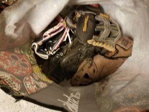 Baseball / Softball gloves for Sale in Long Beach, CA