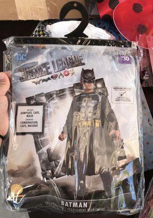 Batman boys costume for Sale in Irving, TX