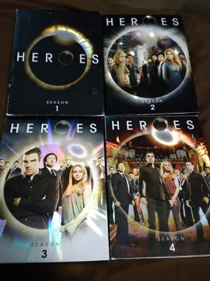 Heroes Complete Series for Sale in Kingsport, TN