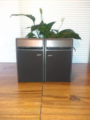 BOSE MOD. 141 SORROUND SOUND , SPEAKERS IN GOOD WORKING CONDITION for Sale in Mesa, AZ
