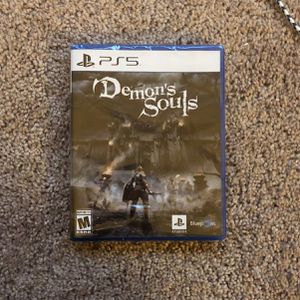Demon's Souls PS5 for Sale in Grand Prairie, TX