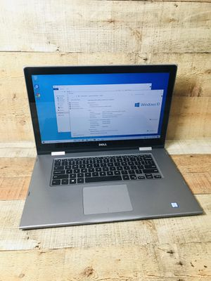 Dell inspiron 15-5568 2 in 1 Laptop for Sale in Holiday, FL