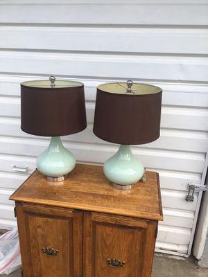 Lamp set for Sale in Fresno, CA