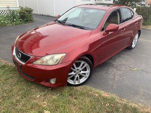 2007 Lexus is 250 for Sale in East Hartford, CT