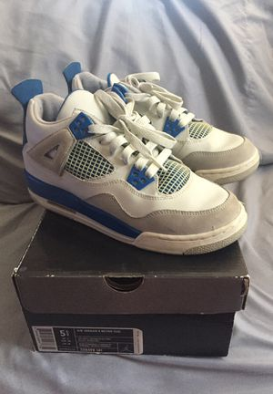 Jordan 4's -size 5.5 for Sale in Rockville, MD