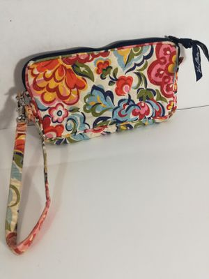 Vera Bradley wrist wallet for Sale in Hemet, CA