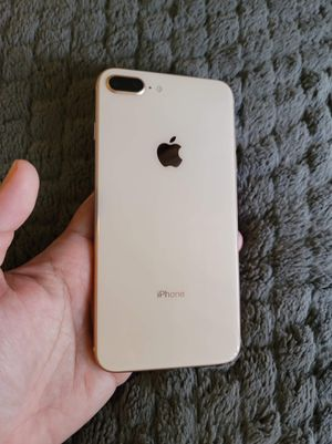 iPhone 8 Plus Unlocked 256GB no touch id for Sale in Los Angeles, CA