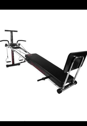Bayou fitness power pro weight total trainer for Sale in Willowbrook, IL