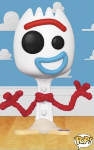 Funko Pop! Disney: Toy Story 4 - Forky, for Sale in San Antonio, TX