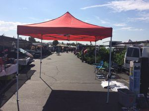 10x10 instant canopy straight legs for Sale in Moreno Valley, CA