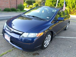 Offer up special....2008 Honda civic lx....runs great....119k miles....$5995!!!! 30 days tags included!!!! for Sale in Newport News, VA