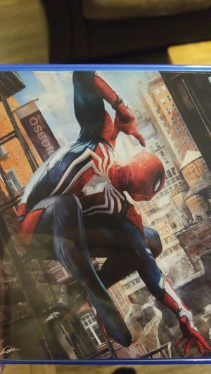 Spiderman ps4 game for Sale in Grand Island, NE