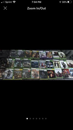 Used Xbox 360 games for Sale in East Brunswick, NJ